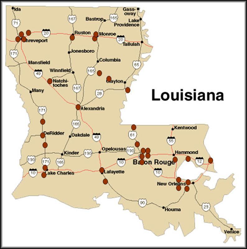 Louisiana Precept Helping Louisiana Discover the Truth